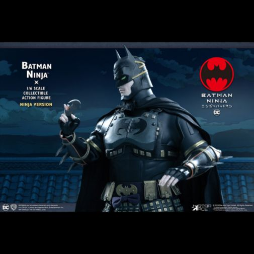 Star Ace Toys - Batman Ninja - Ninja Version - 01