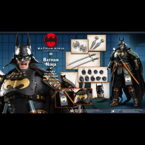Star Ace Toys - Batman Ninja - War Version - 05