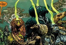 Swamp Thing - The Parliament of Trees - Comics - Featured