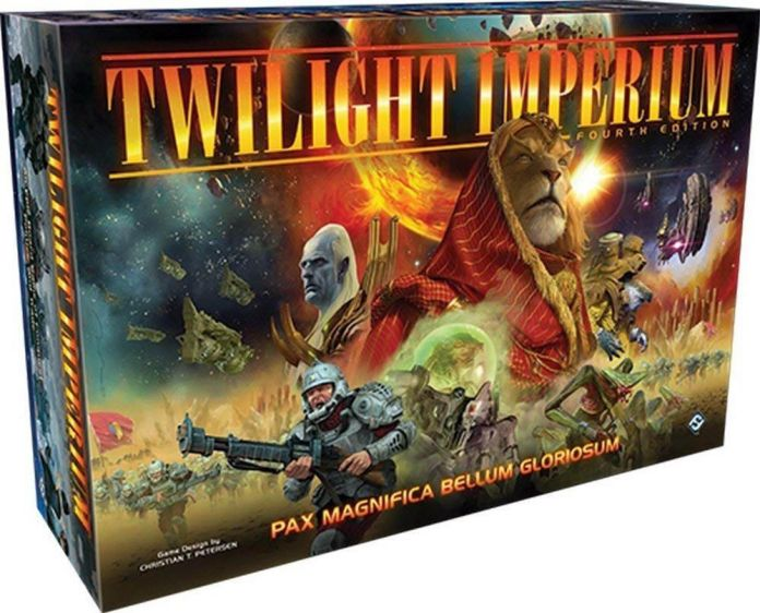 Twilight Imperium Board Game