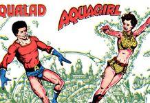 Aqualad and Aquagirl - Comics - 01