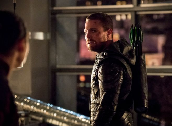 Arrow - Season 7 - Ep 22 - 18