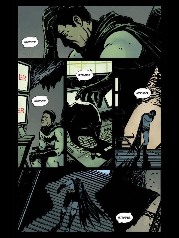 Batman 71 interior