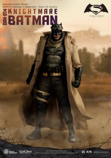Beast Kingdom - DC - Knightmare Batman - 04