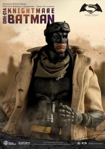 Beast Kingdom - DC - Knightmare Batman - 06