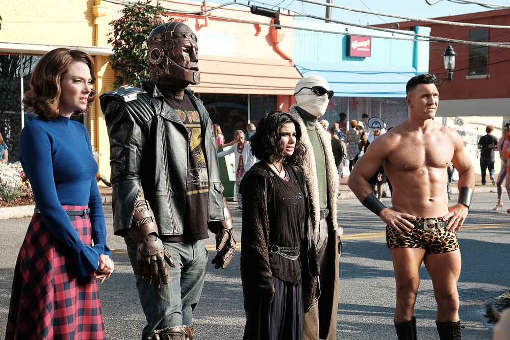 DOOM PATROL Renewed for Season 2 - On DC UNIVERSE and HBO MAX