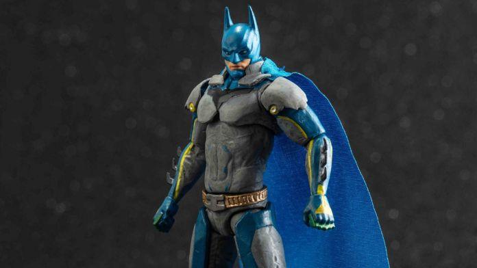 Hiya Toys - Injustice 2 - Batman - ThinkGeek Exclusive - Featured