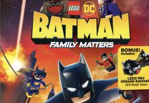 LEGO Batman Family Matters