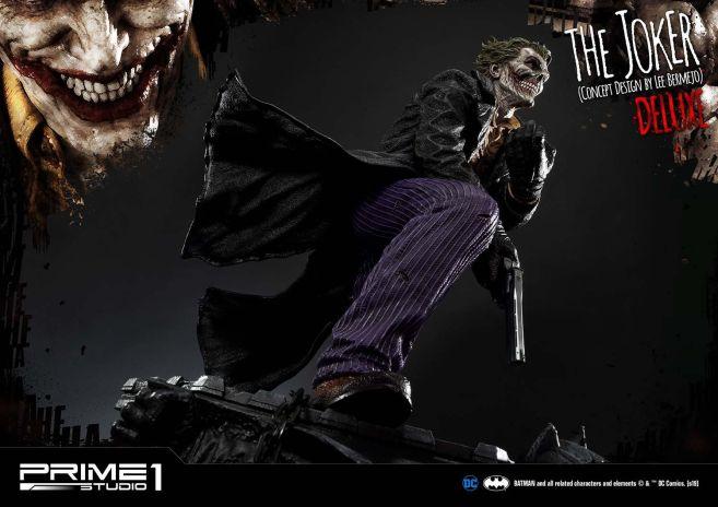 Prime 1 Studio - Batman - Joker by Lee Bermejo - 06