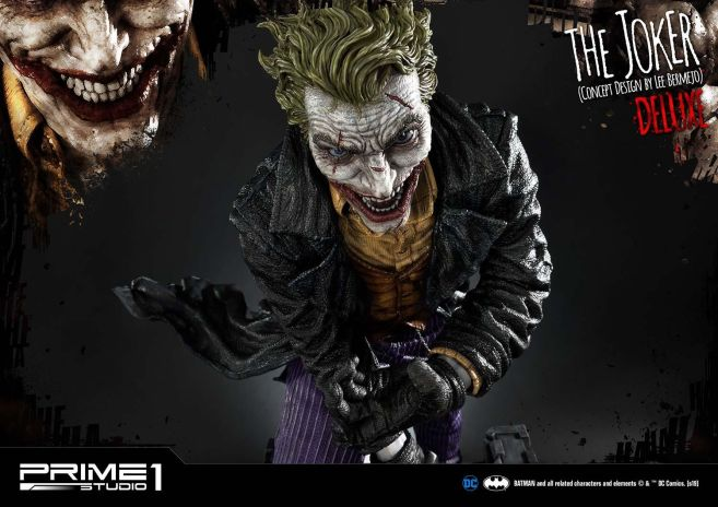 Prime 1 Studio - Batman - Joker by Lee Bermejo - 08