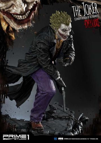 Prime 1 Studio - Batman - Joker by Lee Bermejo - 09