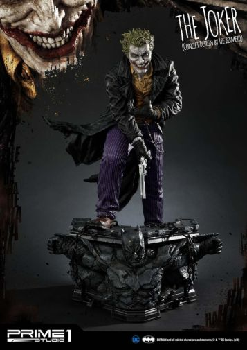 Prime 1 Studio - Batman - Joker by Lee Bermejo - 10