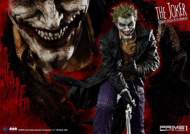 Prime 1 Studio - Batman - Joker by Lee Bermejo - 14