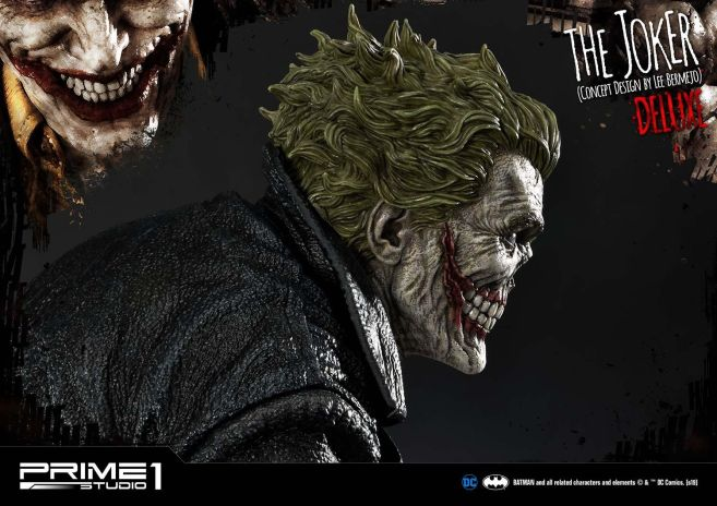 Prime 1 Studio - Batman - Joker by Lee Bermejo - 18