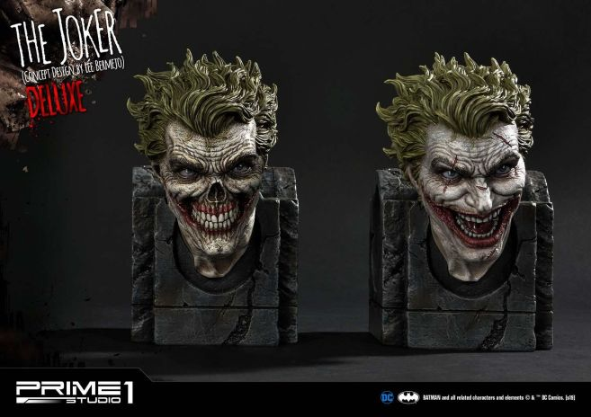 Prime 1 Studio - Batman - Joker by Lee Bermejo - 27