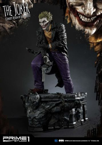 Prime 1 Studio - Batman - Joker by Lee Bermejo - 33