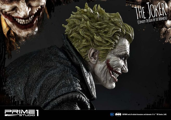Prime 1 Studio - Batman - Joker by Lee Bermejo - 40