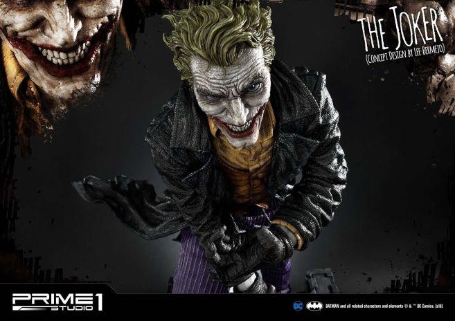 Prime 1 Studio - Batman - Joker by Lee Bermejo - 42