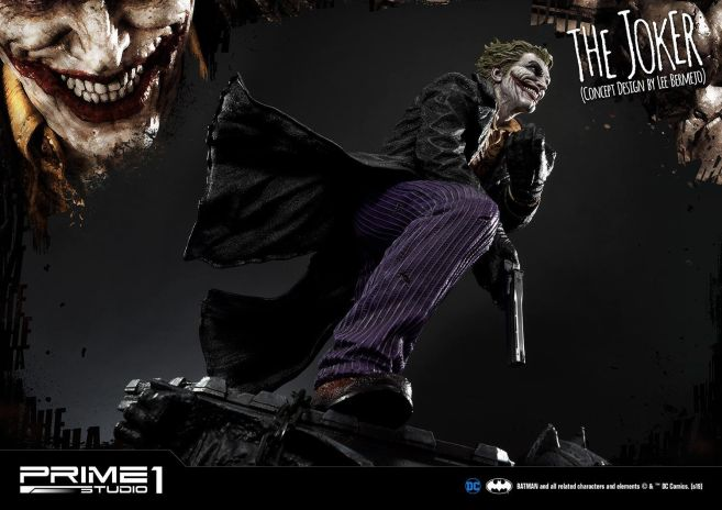 Prime 1 Studio - Batman - Joker by Lee Bermejo - 44