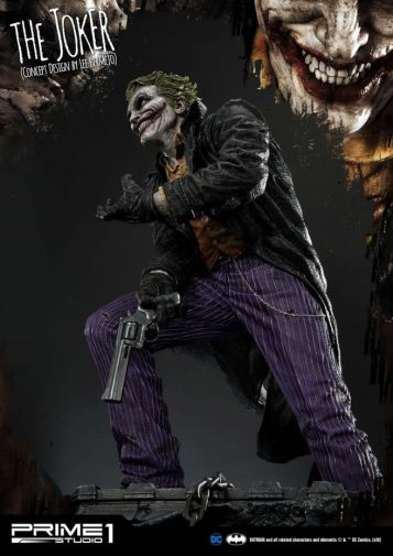 Prime 1 Studio - Batman - Joker by Lee Bermejo - 46