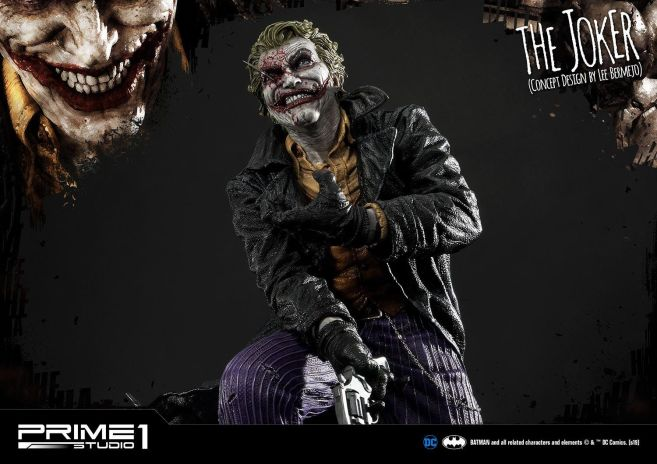 Prime 1 Studio - Batman - Joker by Lee Bermejo - 54