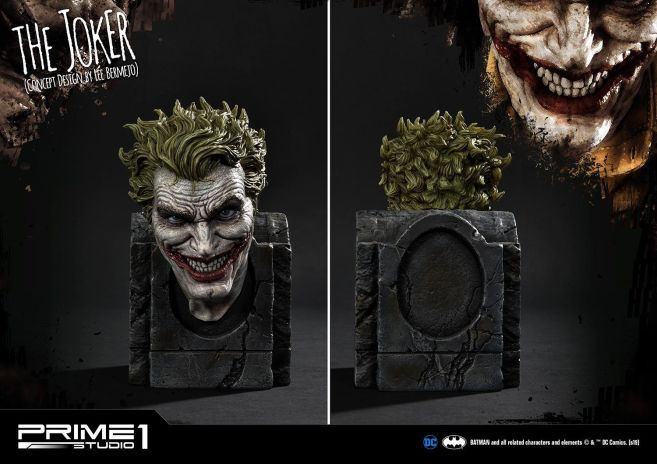 Prime 1 Studio - Batman - Joker by Lee Bermejo - 59