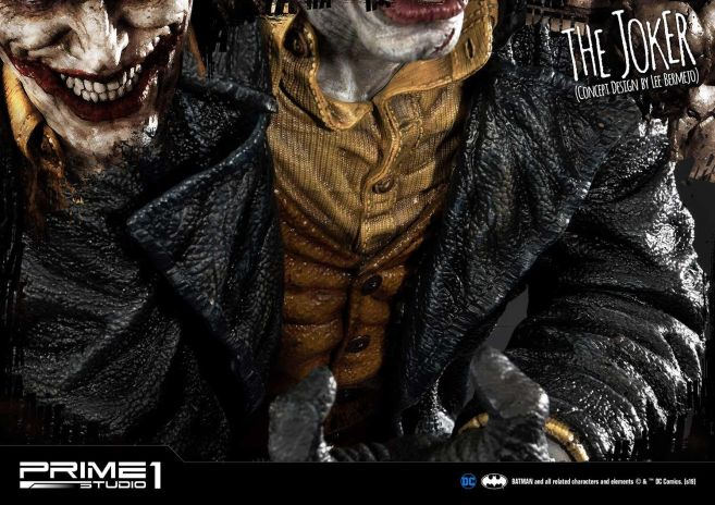 Prime 1 Studio - Batman - Joker by Lee Bermejo - 69