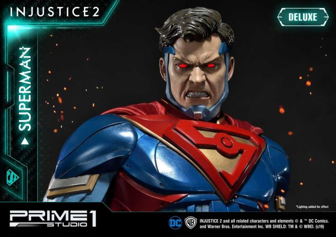 Prime 1 Studio - Injustice 2 - Superman - 06