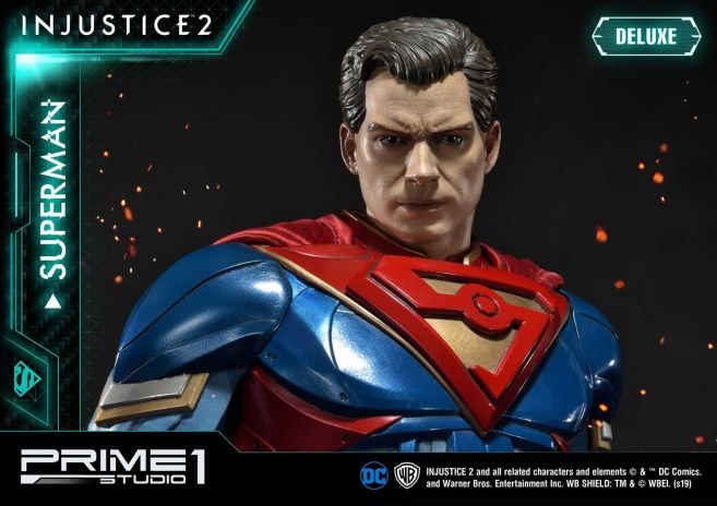 Prime 1 Studio - Injustice 2 - Superman - 07