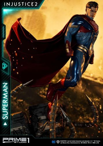 Prime 1 Studio - Injustice 2 - Superman - 08