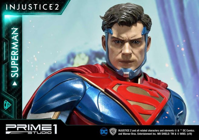 Prime 1 Studio - Injustice 2 - Superman - 09