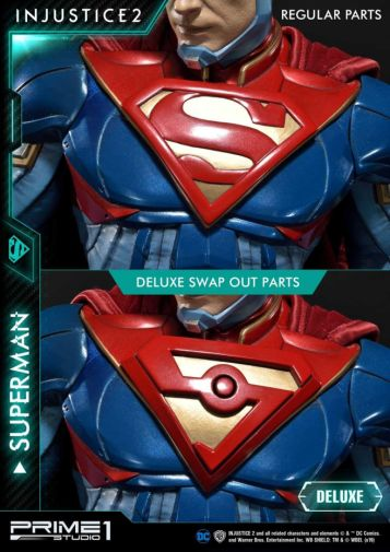 Prime 1 Studio - Injustice 2 - Superman - 16
