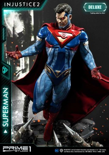 Prime 1 Studio - Injustice 2 - Superman - 17