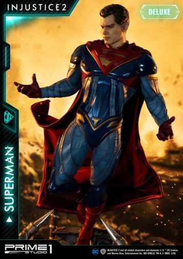 Prime 1 Studio - Injustice 2 - Superman - 18