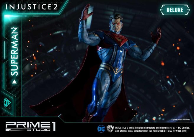 Prime 1 Studio - Injustice 2 - Superman - 25