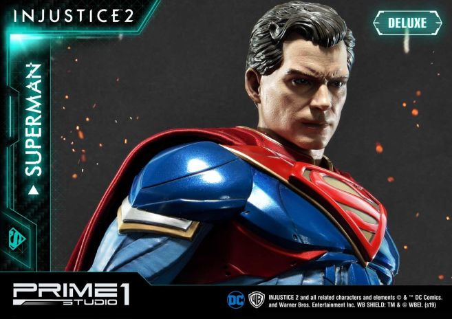 Prime 1 Studio - Injustice 2 - Superman - 29