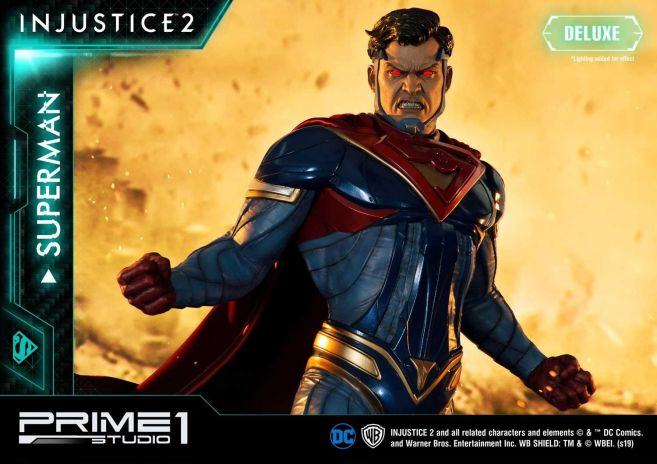 Prime 1 Studio - Injustice 2 - Superman - 33