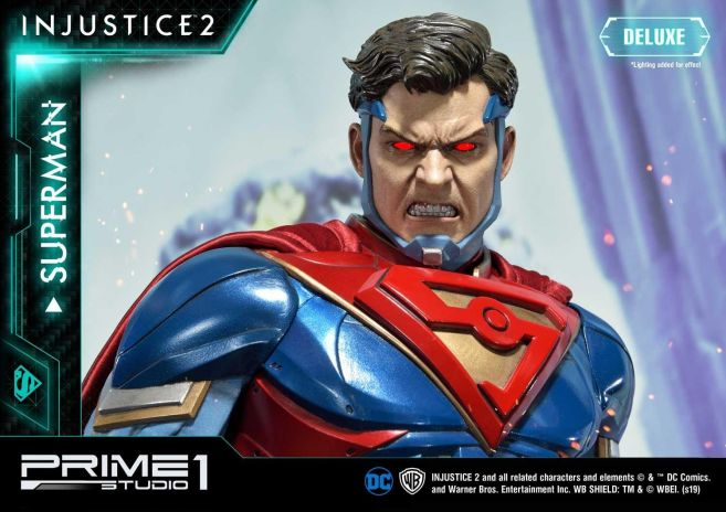 Prime 1 Studio - Injustice 2 - Superman - 37