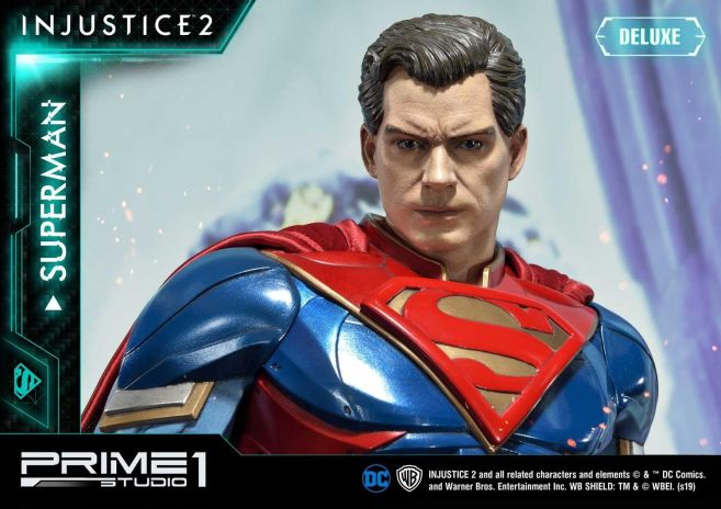 Prime 1 Studio - Injustice 2 - Superman - 38