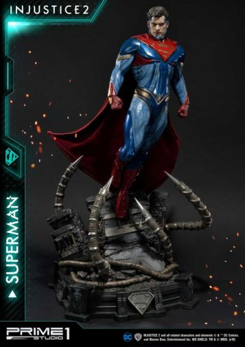 Prime 1 Studio - Injustice 2 - Superman - 43