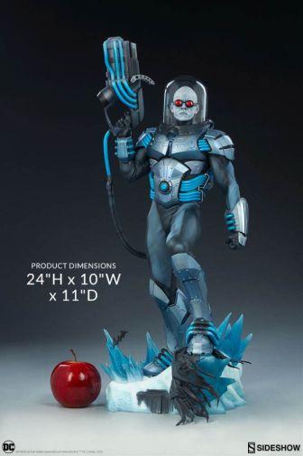 Sideshow - Batman - Mr Freeze - 05