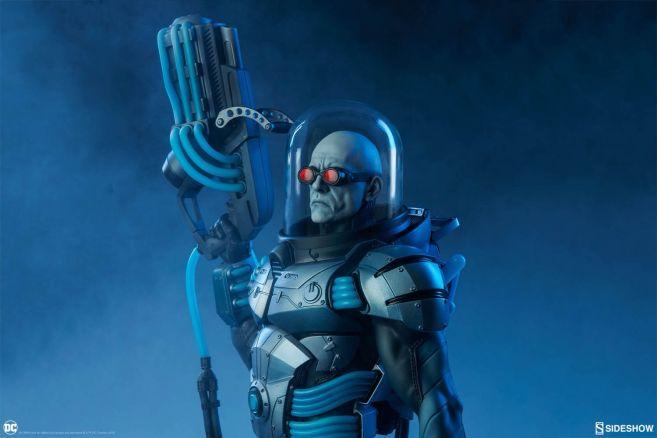 Sideshow - Batman - Mr Freeze - 12