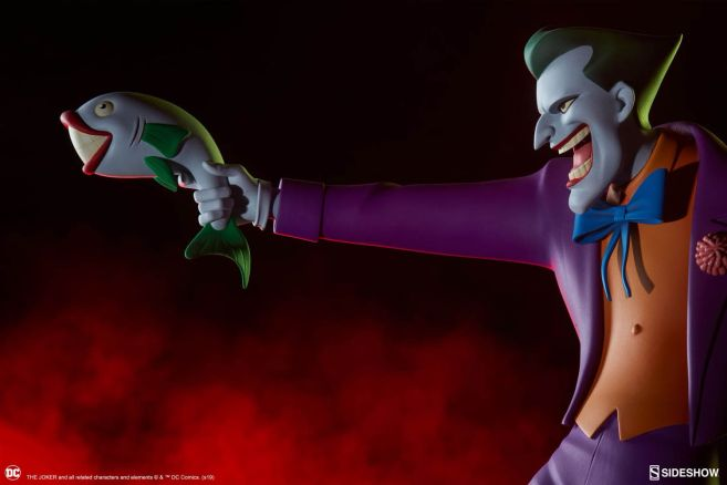 Sideshow - Batman the Animated Series - Joker - 04