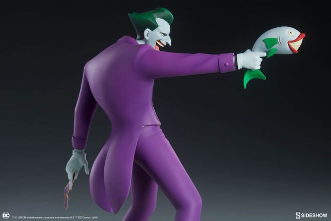 Sideshow - Batman the Animated Series - Joker - 13