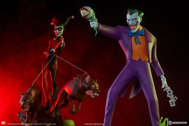 Sideshow - Batman the Animated Series - Joker - 20