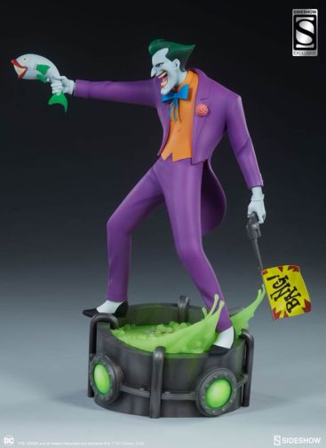 Sideshow - Batman the Animated Series - Joker - 23