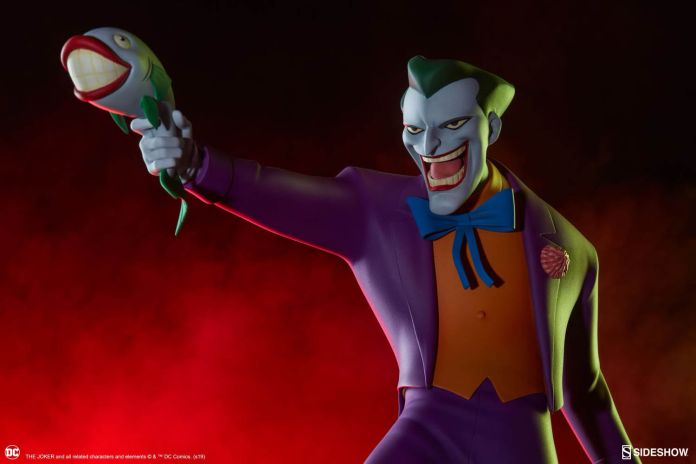 Sideshow Launching New Batman The Animated Series Joker Statue
