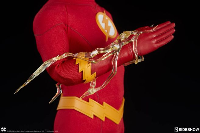 Sideshow - The Flash - Sixth Scale The Flash - 08