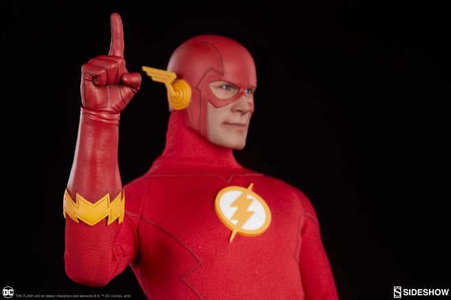 Sideshow - The Flash - Sixth Scale The Flash - 11