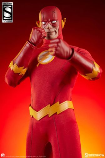 Sideshow - The Flash - Sixth Scale The Flash - 20